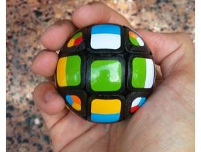 3x3x3 ball twisty puzzle puzzles 3x3x3 puzzle rubik rubiks rubiks cube twisty twisty puzzle