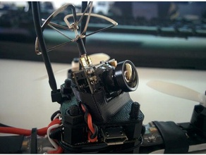 tx01 tx02 tx03 tpu 20x20 cam holder 3d printing camera mount cam holder diydrones drone eachine eachine tx03 fpv tx01 tx02 tx03