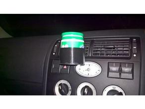chewing gum pot car dash holder car chewing gum dashboard gum holder pot