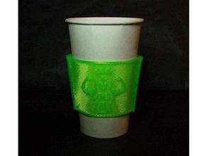 hot beverage holder food & drink coffee cup sleeve protective sleeve sleeve thermal sleeve