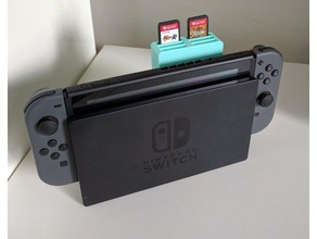 nintendo switch cartridge holder dock stand - 6 slot video games cartridge nintendo nintendo cartridge nintendo switch nintendo switch cart