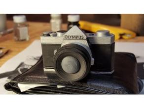 olympus Kamera om-1 remix cut Stücke r c Fahrzeuge Kamera rc Flugzeug Teile scale-Modell