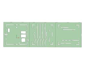 rcd template 2 pol & 4 pol electronics