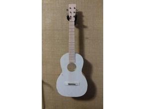 martin-based trez tres acoustic steel string guitar 3d printing acoustic acoustic guitar donation guitar martin guitar steel string tres trez