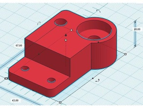 hictop prusa i3 3dp11 improved z-axis brackets bearing 3d printer parts 8mm leadscrew hictop hictop 3dp-11 hictop i3 hictop leadscrew hictop prusa i3 hictop z axis leadscrew lead screw z-axis z-axis brackets