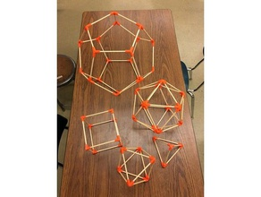 platonic solid polyhedra connectors math art connectors educational manipulative manipulatives math mathart mathematical mathematical art mathematics mathmanipulatives maths maths art math art math manipulative math manipulatives platonic platonic solid platonic solids polyhedra polyhedron