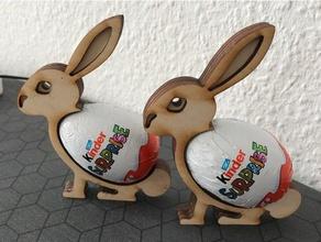easter bunnies - kinder egg models bunnies bunny child children easter easterbunny easteregg easter bunny easter egg egg gift holiday kinder kinder egg kinder suprise