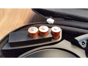 bose quiet comfort 25 battery holder audio battery battery holder bose bose headphone bose qc25 compartment noise cancelling