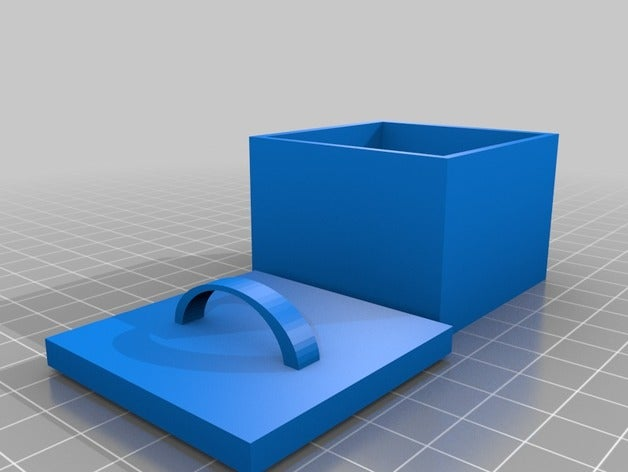 box 3d printing