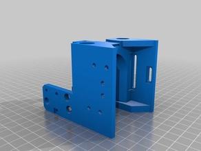 eclips3d titan gantry 3d printer parts e3d titan e3d v6 eclips3d gantry titan