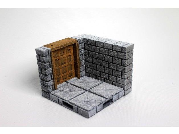openlock cut-stone square