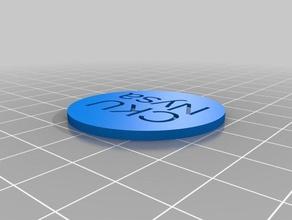 cku 38 coins & badges customized