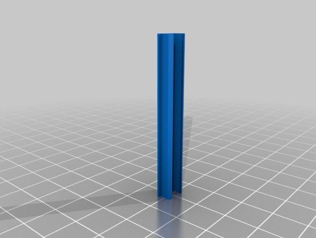parametric aluminium extr
