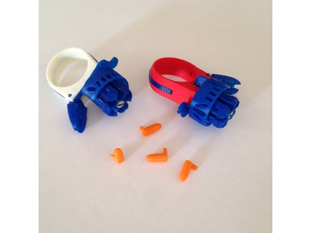 ring revolver toy mainten