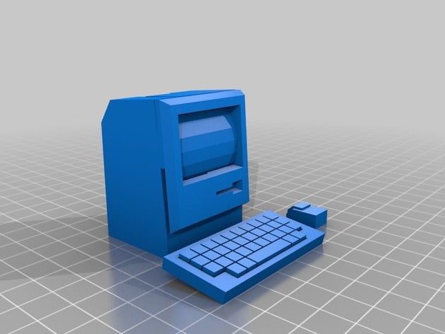 macintosh 3d printing app