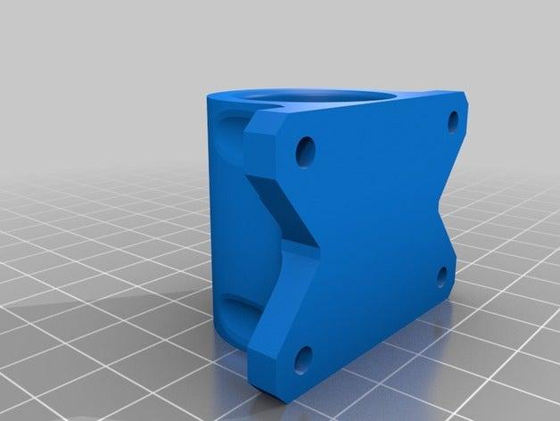 lulzbot taz6 12mm y axis