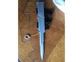 hidden blade ezio edition costume assassin assassins creed blade ezio hidden blade mechanical otf rubber band stonedge weapon