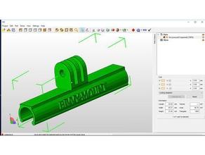 bivvy mount 3d printing