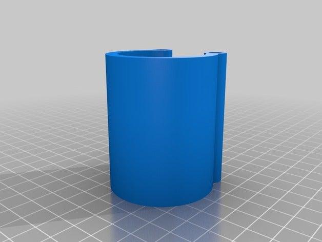 my customized tarp clip o