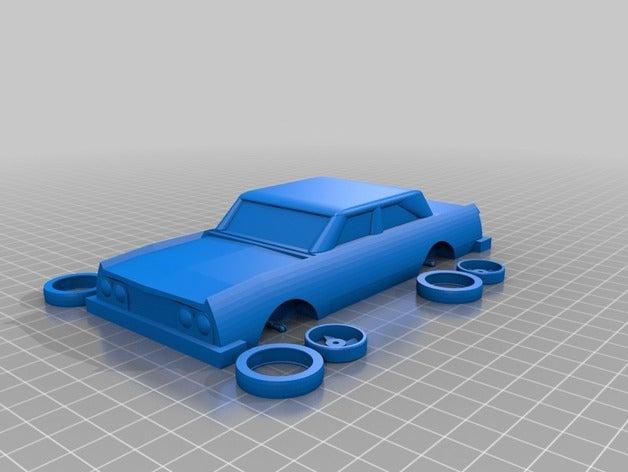 67 impala toys & games cu