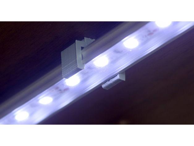 led strip aluminium profi