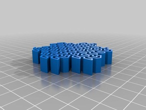 gosper curve math art