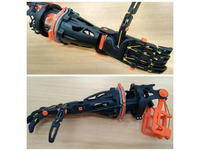 cre-002 hand prosthesis arm - huced despro its people
