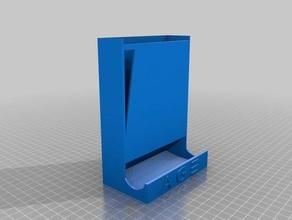 20g glue stick holder 3d printer accessories 20g glue stick glue gluestick glue holder glue stick glue stick holder organizer pursa pursa i3 robo 3d robo 3d r1 tool toolbox tool holder