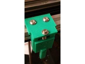 ft-5 2020 z-switch adjust z end stop v2 3d printer parts ft-5 ft-5 z ft-5 z switch ft-5 z-ajust z adjust z adjustment
