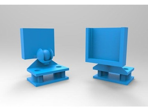 raspberry camera stand robotics articulated no support needed raspberry pi raspberry pi camera