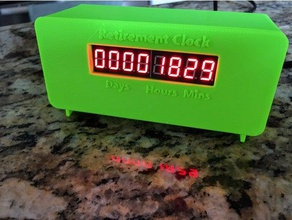 retirement countdown clock office clock countdown clock digital clock