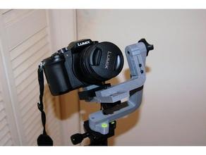spherical panoramic head - landscape mode remix camera panoramic spherical tripod mount