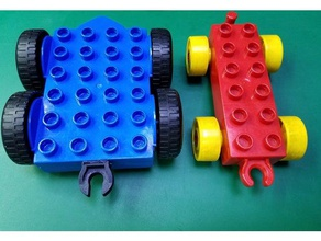 lego duplo car coupler repair replacement toy & game accessories coupler duplo fix hitch lego repair replacement trailer train truck
