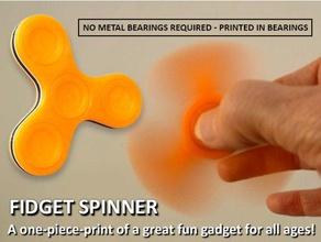 Fidget Spinner Rick