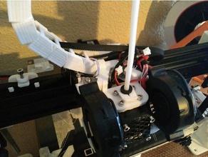 tevo tarantula modular x carriage cable chain 3d printer parts cable chain modular tarantula tarantula i3 tarantula prusa tevo tevo 3d printer tevo tarantula x-carriage xcarriage x carriage