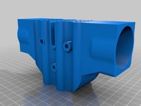 3d printed heat exchanger under developement engineering cooling heating heat exchanger water pipe