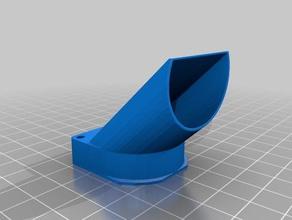 fan duct raise 3d n2 n2+ single extruder 3d printing raise3d raise3d n2 raise3d n2 plus