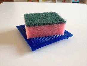 sponge tray household soap soap dish soap holder soap tray sponge sponge dish sponge drainer sponge holder sponge tray