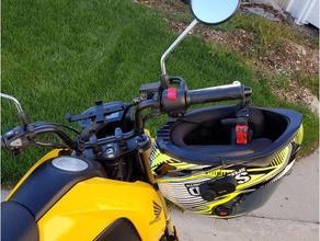 motorcycle helmet hook honda grom grom helmet helmet hook honda honda grom honda motorcycle