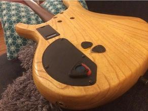 integrated picks holder guitar bass cort b4 music bass cort guitar guitar pick musical instrument pick pick holder pickholder