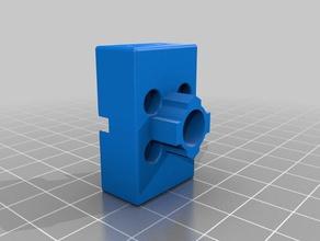 robo 3d r1 z-axis lead screw nut coupler 3d printer parts robo 3d robo 3d printer robo 3d r1 robo 3d r1 plus z-axis z-axis mount z axis