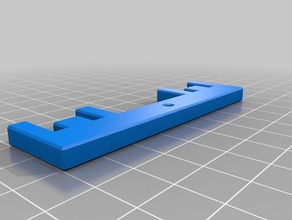 tush clips 3d printing clips esun pla pla pro spool spool holder clips spool holder spool mount spool roller tush ultimate spool holder