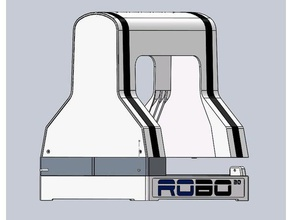 pergo robo3d r1 plus z housing lift 3d printer parts 3d print 3d printable 3d printed 3d printer 3d printer parts 3d printing 50mm abs add-on addon case esun petg lift lifter mod pergo pet petg pla print printer raise rise robo3d robo3dprinter robo3d plus robo3d r1 robo3d robo 3d robo3d upgrade upgrades white