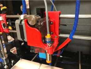 e3d titan extruder mount 3d printer parts 3d printer beautiful compact e3d e3d titan e3d-titan e3dv6 e3d hotend e3d v6 extruder geared extruder hotend lightweight p3steel parts prusa prusa i3 prusa i3 steel simple small stepper stepper motor mount titan toolson toolson edition upgrade x-carriage
