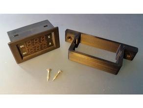 frame ampere- voltmeter yb4835va d-bot electronics ammeter ammeter-voltmeter amperemeter ampmeter case ampmeter mount d-bot voltmeter voltmeter frame yb4835va