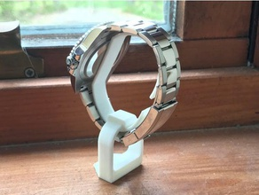 easy-to-print watch stand accessories apple watch apple watch stand luxury omega pebble stand pebble watch rolex smartwatch watch watch accessory watch stand watch band