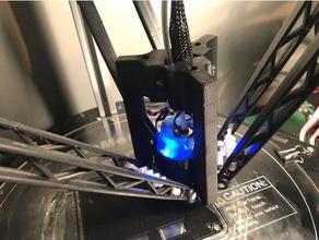 he280 fan shroud 3d printer parts cooling fan extruder fan fan duct fan mount fan shroud he280 rostock rostock max rostock max upgrade rostock max v2 rostock max v3 seemecnc seemecnc h2 seemecnc seeme cnc seeme seemecnc