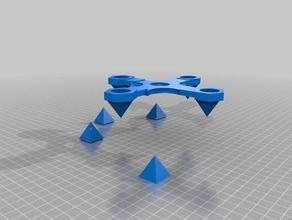 custo spinner fidget spinner 3d printing