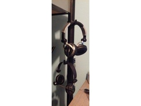headphone clip stand bunk bed feet organization bed bunk bed headphones headphone holder stand