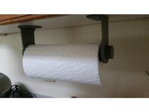 paper towel rack - under cabinet kitchen & dining papertowel paper towel paper towels paper towel dispenser paper towel holder paper towel rack paper towel roll